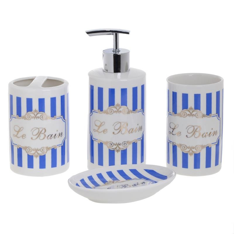 SET ZA KUPATILO OD PORCELANA S/4